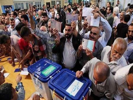 مشارکت 700هزار نفر از مردم استان در انتخابات تاکنون